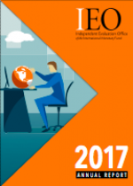 IMF IEO Annual Report 2017