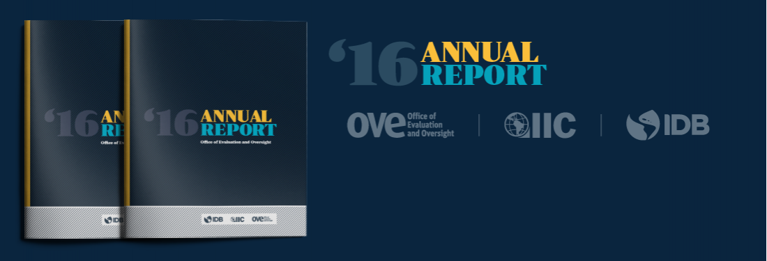 IDB OVE 2016 Annual Report